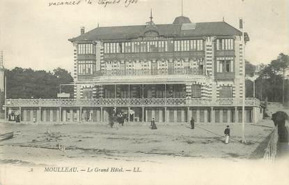 """/ CPA FRANCE 33 """"Moulleau, le grand hôtel"""""""