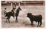 """Theme CPSM CORRIDA """"Course de taureaux, l'appel à la pique"""""""