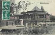 """95 Val D'oise / CPA FRANCE 95 """"Enghien les Bains, pavillon chinois"""""""