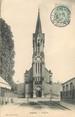 """95 Val D'oise / CPA FRANCE 95 """"Enghien, l'église"""""""