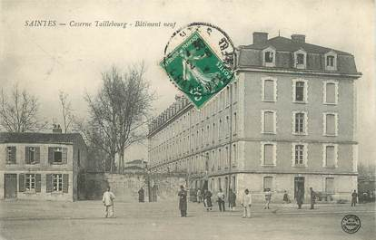 """/ CPA FRANCE 17 """"Saintes, caserne Taillebourg"""""""