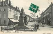 """88 Vosge / CPA FRANCE 88 """"Saint Dié, la rue Thiers"""""""
