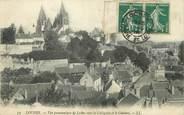 "37 Indre Et Loire / CPA FRANCE 37 ""Loches, vue panoramique"""