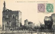 """37 Indre Et Loire / CPA FRANCE 37 """"Montbazon, le château"""""""