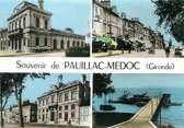 "33 Gironde / CPSM FRANCE 33 ""Pauillac Médoc"""