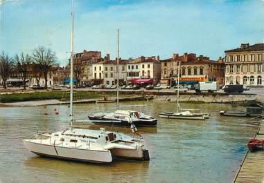 """/ CPSM FRANCE 33 """"Pauillac, le port"""""""