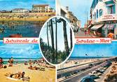 "33 Gironde / CPSM FRANCE 33 ""Soulac  sur Mer """