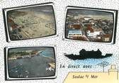 "33 Gironde / CPSM FRANCE 33  "" Soulac sur Mer """