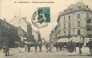 "90 Territoire De Belfort / CPA FRANCE 90 ""Belfort, faubourg des ancêtres"""