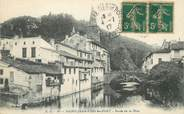 "64 PyrÉnÉe Atlantique / CPA FRANCE 64 ""Saint Jean Pied de Port, bords de la Nive"""