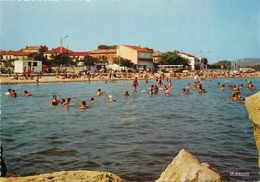 """/ CPSM FRANCE 34 """"Balaruc les Bains, la plage"""""""