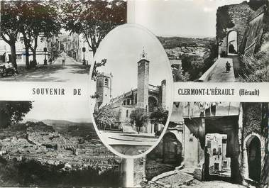 """/ CPSM FRANCE 34 """"Clermont l'Herault"""""""