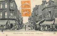 "80 Somme / CPA FRANCE 80 ""Mers Les Bains, la rue du Fortin"""