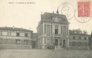 """94 Val De Marne / CPA FRANCE 94 """"Orly, la mairie et les écoles"""""""