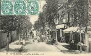 """14 Calvado / CPA FRANCE 14 """"Riva Bella, la rue de la mer"""""""