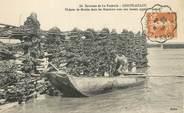 """17 Charente Maritime / CPA FRANCE 17 """"Chatelaillon, pêcheurs de moules"""""""