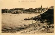 """22 Cote D'armor / CPA FRANCE 22 """"Saint Quay Portrieux, les deux plages"""""""
