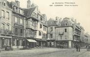 "22 Cote D'armor / CPA FRANCE 22 ""Lannion, place du centre """