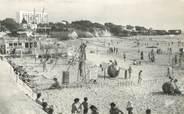 """17 Charente Maritime / CPSM FRANCE 17 """"Saint Georges de Didonne, la plage de Vallières et le club James Mathe """""""