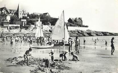 """/ CPSM FRANCE 17 """"Saint Palais sur Mer, préparatifs pour les régates"""""""