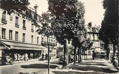 """/ CPSM FRANCE 95 """"Pontoise, place de la gare"""""""