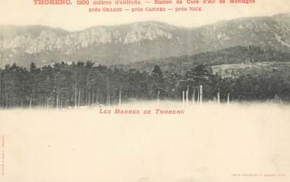 """/ CPA FRANCE 06 """"Les Barres de Thorenc"""""""