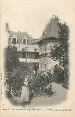 """/ CPA FRANCE 45 """"Orléans, pavillon de Jeanne d'Arc"""""""