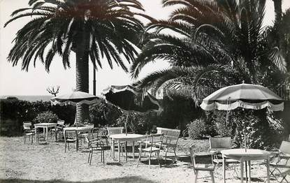 "CPSM FRANCE 06 ""Menton, Hôtel Cecil"""
