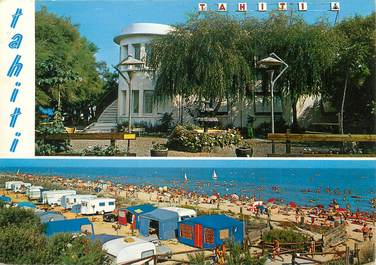 """/ CPSM FRANCE 34 """"Frontignan plage"""" / CAMPING"""