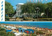 "34 Herault / CPSM FRANCE 34 ""Frontignan plage"" / CAMPING"