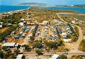 "34 Herault / CPSM FRANCE 34 ""Frontignan"" / CAMPING"