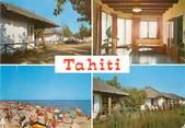 """34 Herault / CPSM FRANCE 34 """"Frontignan Plage, villas Tahitiennes"""""""