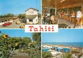 "34 Herault / CPSM FRANCE 34 ""Frontignan plage, Tahiti Camping"""