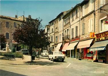"""/ CPSM FRANCE 34 """"Gignac, place de Verdun"""""""