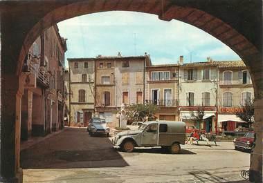 """/ CPSM FRANCE 34 """"Gignac, place de Verdun """""""