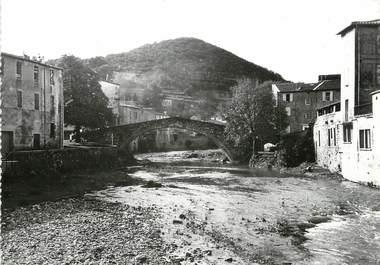 """/ CPSM FRANCE 34 """"Lodève, pont romain"""""""