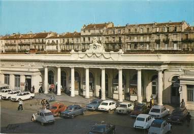 "/ CPSM FRANCE 34 ""Montpellier, la gare"" / 2 CV"