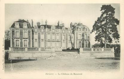 "/ CPA FRANCE 45 ""Briare, le château de Beauvoir"""