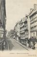 "14 Calvado / CPA FRANCE 14 ""Lisieux, maisons de la Grande rue"""