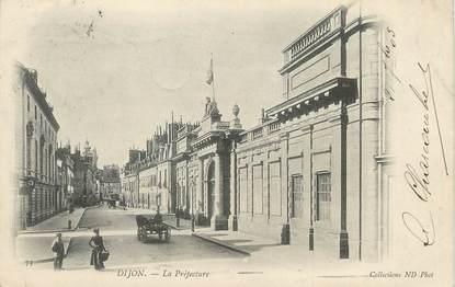 "/ CPA FRANCE 21 ""Dijon, la préfecture"""