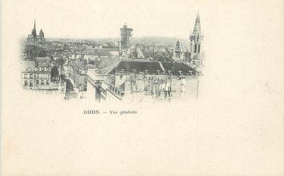 "/ CPA FRANCE 21 ""Dijon, vue générale"""