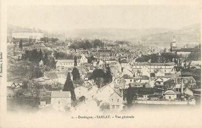 "/ CPA FRANCE 24 ""Sarlat, vue générale"""