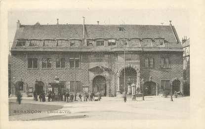 """/ CPA FRANCE 25 """"Besançon, l'hôtel de ville"""""""