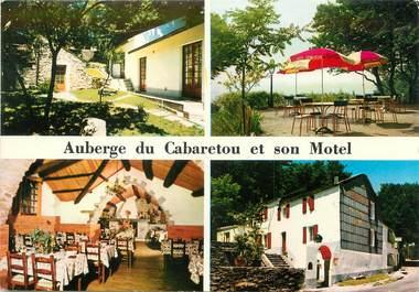 """/ CPSM FRANCE 34 """"Saint Pons, auberge du Cabaretou et son motel"""""""