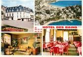 "35 Ille Et Vilaine / CPSM FRANCE 35 ""Dinard, hôtel des Bains"""