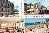"""35 Ille Et Vilaine / CPSM FRANCE 35 """"Dinard, Saint Enogat """""""