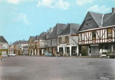 """/ CPSM FRANCE 35 """"La Guerche de Bretagne, les porches"""""""