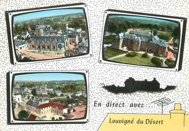 """/ CPSM FRANCE 35 """"Louvigné du Désert"""""""