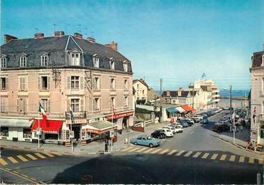 """/ CPSM FRANCE 35 """"Paramé, le carrefour Rochebonne"""""""