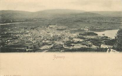 """/ CPA FRANCE 74 """"Annecy"""""""